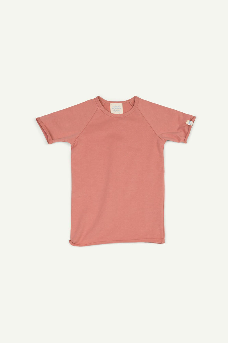 Matilda Knows S/S Tee, Pink