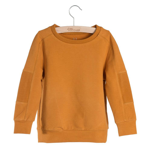 Little Hedonist Sweatshirt, Pumpkin Spice