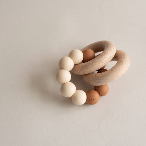 Duo Teether, Shell/Earthen