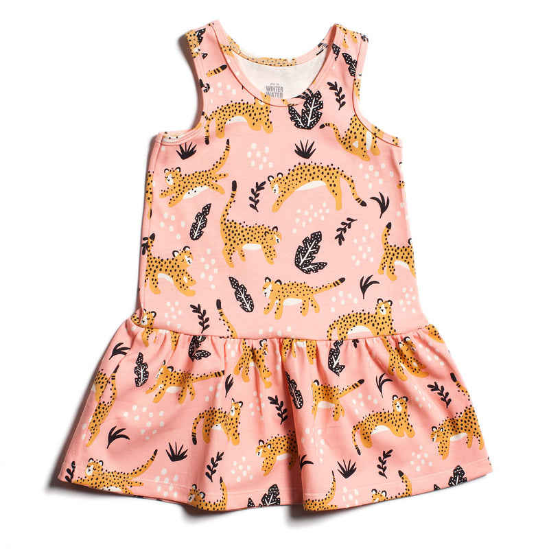 Winter Water Factory Valencia Dress, Wildcats Blush Pink