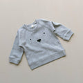Organic Zoo Bear Jersey, Grey
