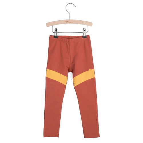 Little Hedonist Leggings, Chili Oil-Golden Spice