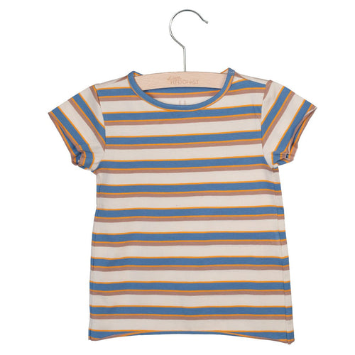 T-shirt Dean, Multi Stripe