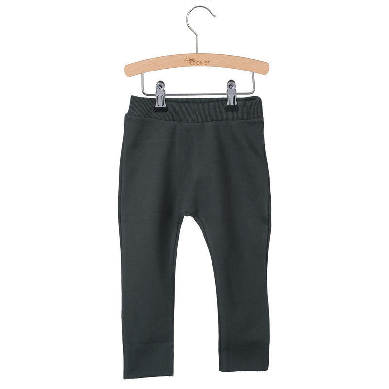 Little Hedonist Sweatpants, Pirate Black