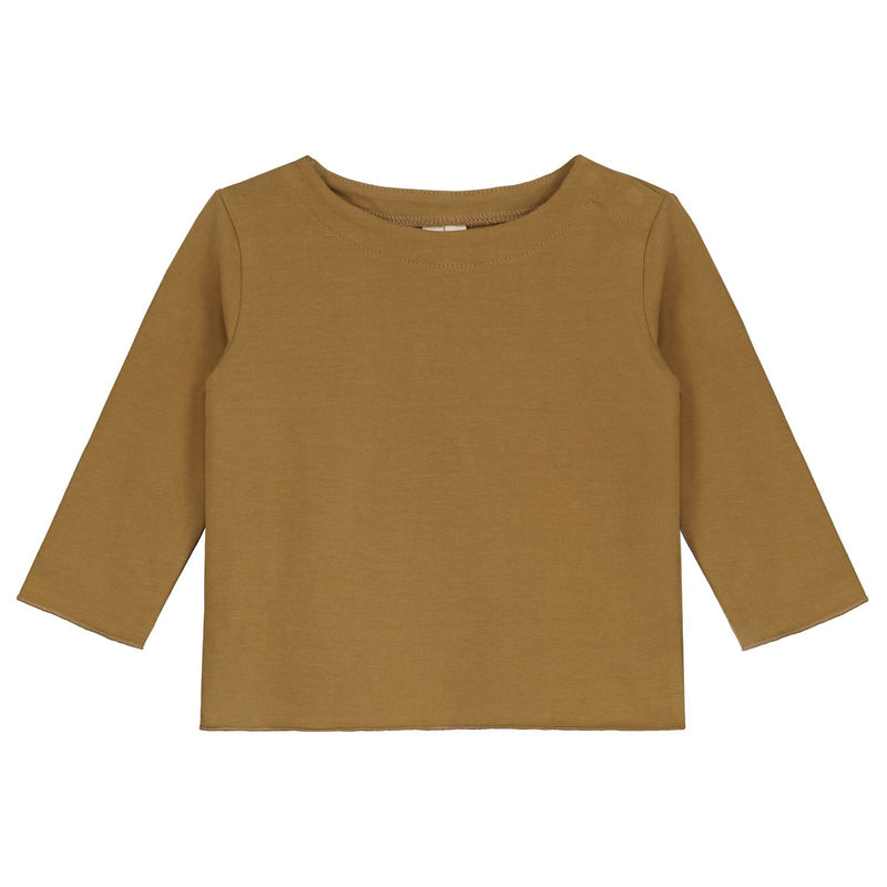 Gray Label Baby L/S Tee, Peanut