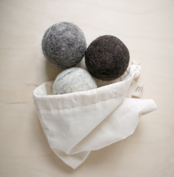 Handmade Wool Dryer Balls