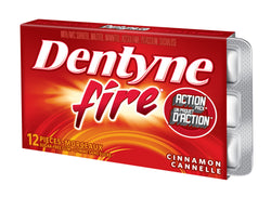 Dentyne Ice - Fire Cinnamon - 12/12 pack - Item # 74353