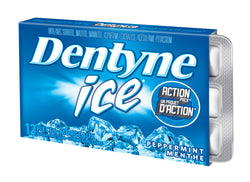 Dentyne Ice - Peppermint - 12/12 pack - Item # 74350