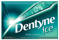 Dentyne Ice - Shiver - 12/12 pack - Item # 74357
