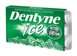 Dentyne Ice - Spearmint - 12/12 pack - Item # 74352