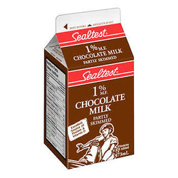 SEALTEST 1% MILK CHOCOLATE - 473ml (HST) - Item# 02016