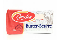 Gaylea Unsalted Butter - 20/250g - Item# 04009