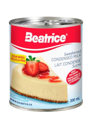 Beatrice - Sweetened Condensed Milk - 24/300ml - Item # 05062