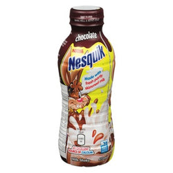 Nestle Nesquik Chocolate Shake - 473ml  - Item# 08014