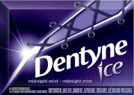 Dentyne - Ice Midnight Mint - 12/12ct - Item # 74359