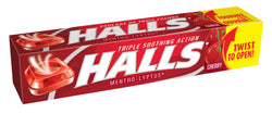 Halls - Cherry - 20/9pc - Item # 74028