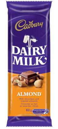Cadbury - Family Dairy Milk Almond