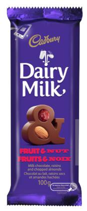 Cadbury - Family Fruit & Nut Dark