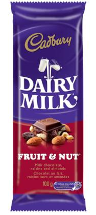 Cadbury - Family Fruit & Nut