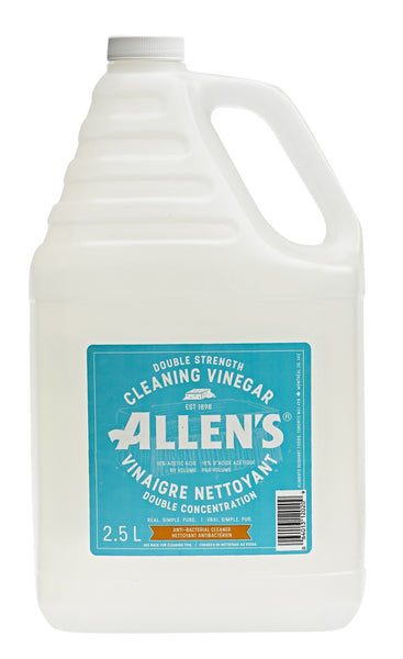 Allens Double Strength Cleaning Vinegar