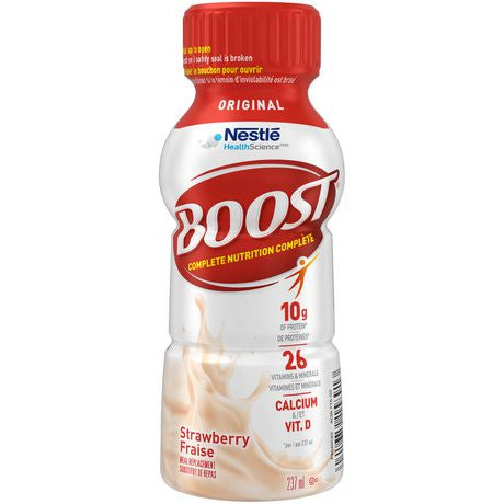 Boost - Chocolate - 6/237ml - Item # 10836