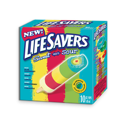 Lifesavers - Sweet Meets Sour - 6/10x65ml - Item# 12305021