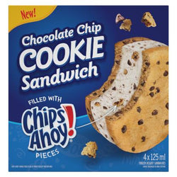 Nestle - Christie Chips Ahoy! Sandwich - 4/125ml - Item# 12344920