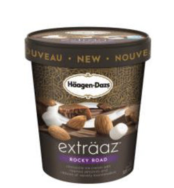 HAAGEN-DAZS Extraaz Rocky Road – 8x500ml – Item# 12345961