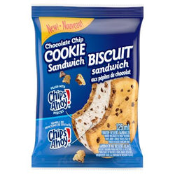 Nestle - Christie Chips Ahoy! Sandwich - 24/125ml - Item# 12440229