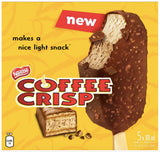 Coffee Crisp Sandwich Bar - Nestle - 6/5X80ml - Item # 12411124