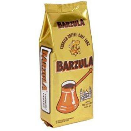 Barzula Turkish Coffee Bag - 24/250g - Item # 14200