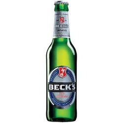 Becks - Non Alcohol Beer 0% - 4/6x330ml - Item # 24042