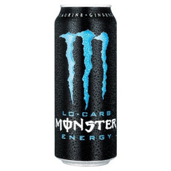 Monster - Energy Drink - Lo Carb - 12/473ml - Item # 24301
