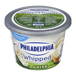 Philadelphia - Philly Whipped Chive - 12/227g - Item # 28779