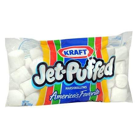 Kraft - Jet Puff Marshmellows White