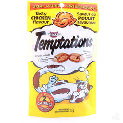Whiskas - Temptations Tasty Chicken - 12/85g