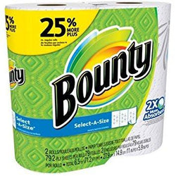 Bounty - Towels SAS 2roll 79ct