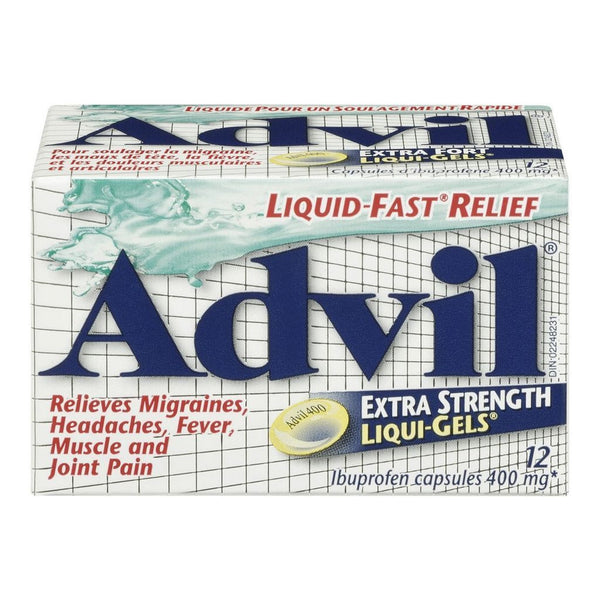 Advil -  Extra Strength Liqui-Gels 12s
