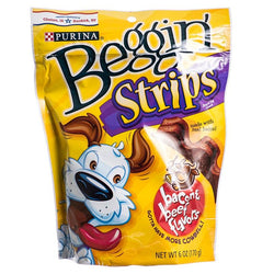 Purina - Beggin Strips Bacon & Beef Flavour - 6/170gr