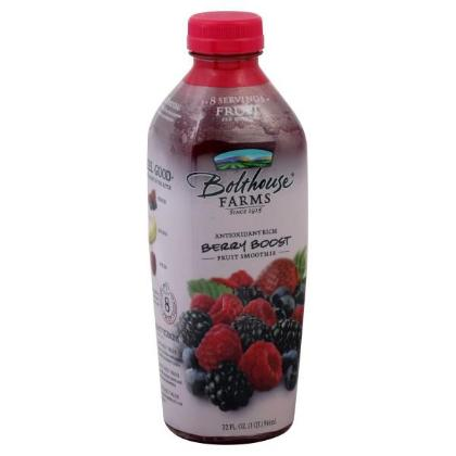 Bolthouse - Berry Boost Fruit Smoothie - 6/946ml - Item# 63307