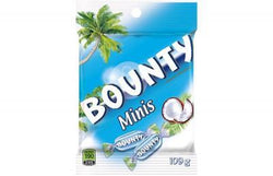 Bounty - Minis Peg Bag - 12/109g - Item # 72021