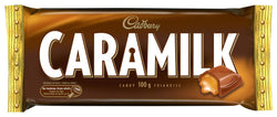 Caramilk - Family Bar - 24/100gr - Item# 72644