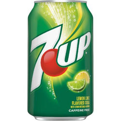 7UP 24 pack - 24/355ml - Item # 73480