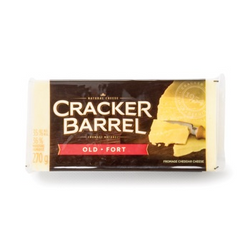 Cracker Barrel - Old Cheddar - 16/270g - Item # 74208