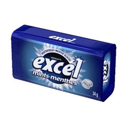 Excel - Mints - Winterfresh Tin - 8/34g - Item # 75065