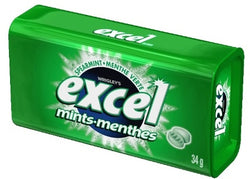 Excel - Mints - Spearmint Tin - 8/34g - Item # 75067