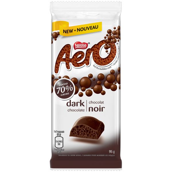 Aero - Dark 70% Tablet - 15/95g - Item # 75907