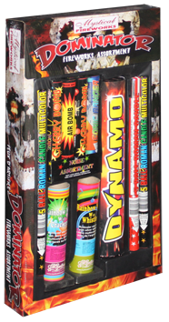 Mystical Fireworks Dominator - 1ct - MSRP $37.50 - Item# 99494