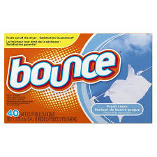 Bounce - Fabric Softener Sheets Fresh Linen - 12/40ct - Item # 46913