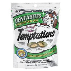 Whiskas - Temptations Dentabites - 12/60g
